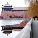 Beijing - 故宫 - Forbidden City. by Jean-Luc Rollier