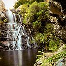 Kananga Falls by Julian Fulton-Boote