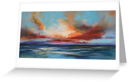 Ocean Blue by scottnaismith