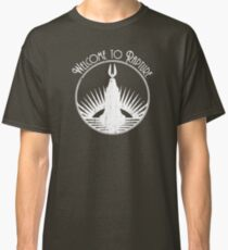 Bioshock Welcome To Rapture Classic T-Shirt