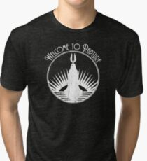 Bioshock Welcome To Rapture Tri-blend T-Shirt
