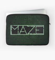 The Darkest Puzzle - The Maze Runner Laptop Sleeve