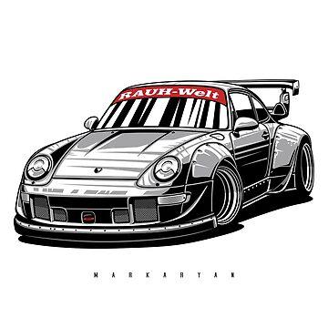 RWB 911 by OlegMarkaryan
