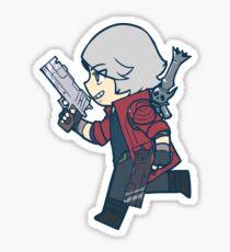 Dante Chibi Sticker