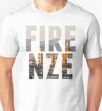 Firenze typography T-Shirt