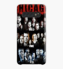 Chicago Fire PD Med Case/Skin for Samsung Galaxy