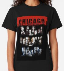 Chicago Fire PD Med Classic T-Shirt