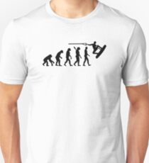 Evolution Wakeboarding Unisex T-Shirt