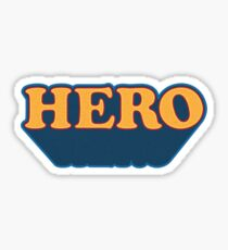 Hero Sticker