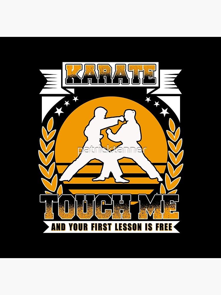 Karate Free Lesson Sport Gift von patricktanner