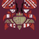 Monster Hunter - Hermitaur Logo by nintendino