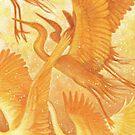 Golden Flight by Elisabeth Alba