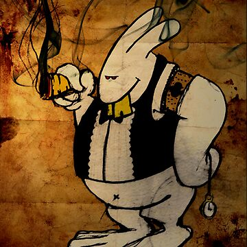 White Rabbit by BradMacDuff