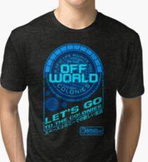 Off World Tri-blend T-Shirt
