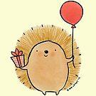 Happy Birthday Hedgehog by Zoe Lathey
