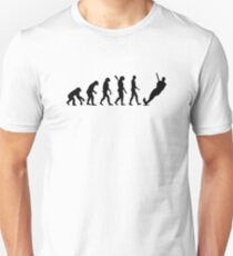 Evolution Water ski Unisex T-Shirt