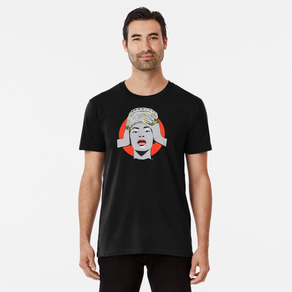 SICH VERBEUGEN Premium T-Shirt