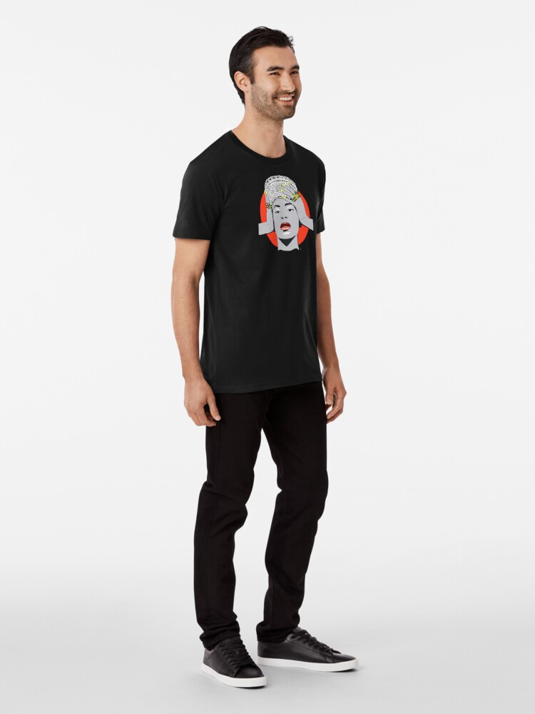 Alternative Ansicht von SICH VERBEUGEN Premium T-Shirt