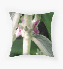 Cashmere & Petals Throw Pillow