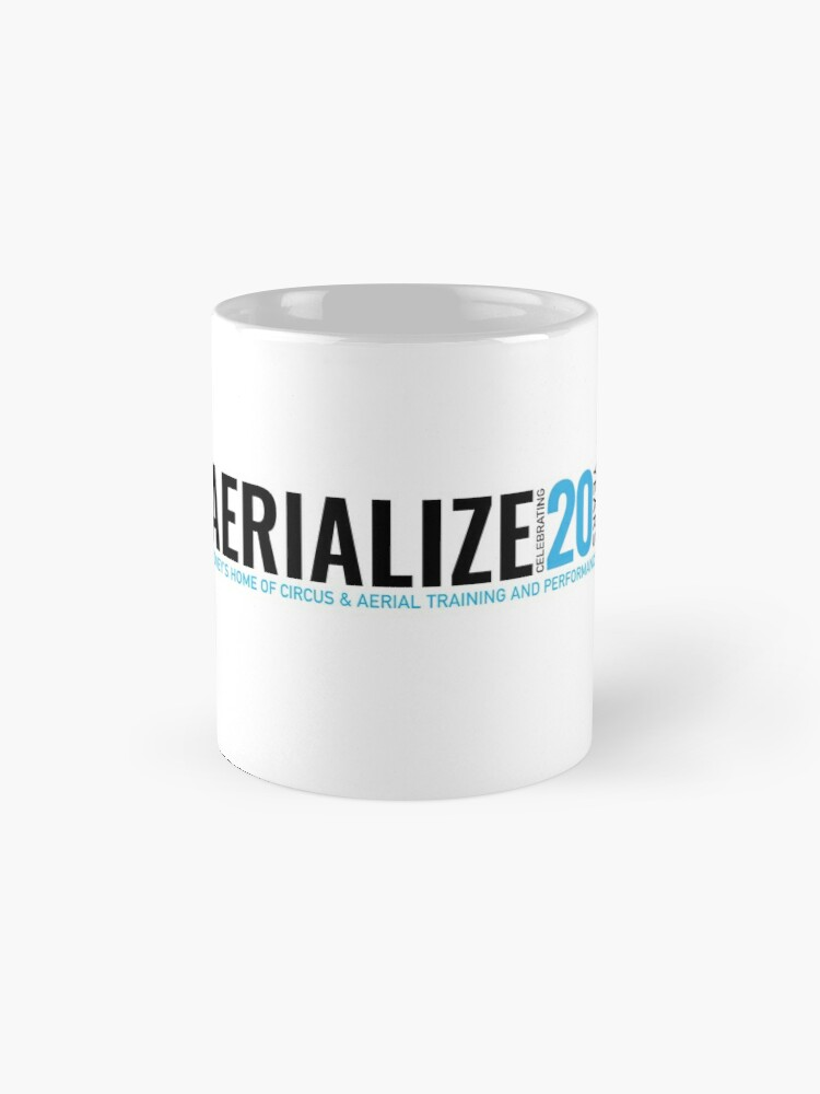 Alternate view of Aerialize Official 20th anniversary Merchandise Mug