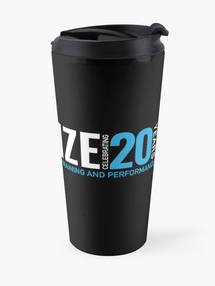 Alternate view of Aerialize Official 20th anniversary Merchandise Travel Mug