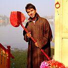 My beloved Kashmir by Brian Bo Mei