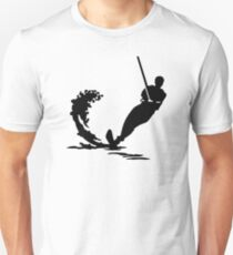 Water skiing Unisex T-Shirt