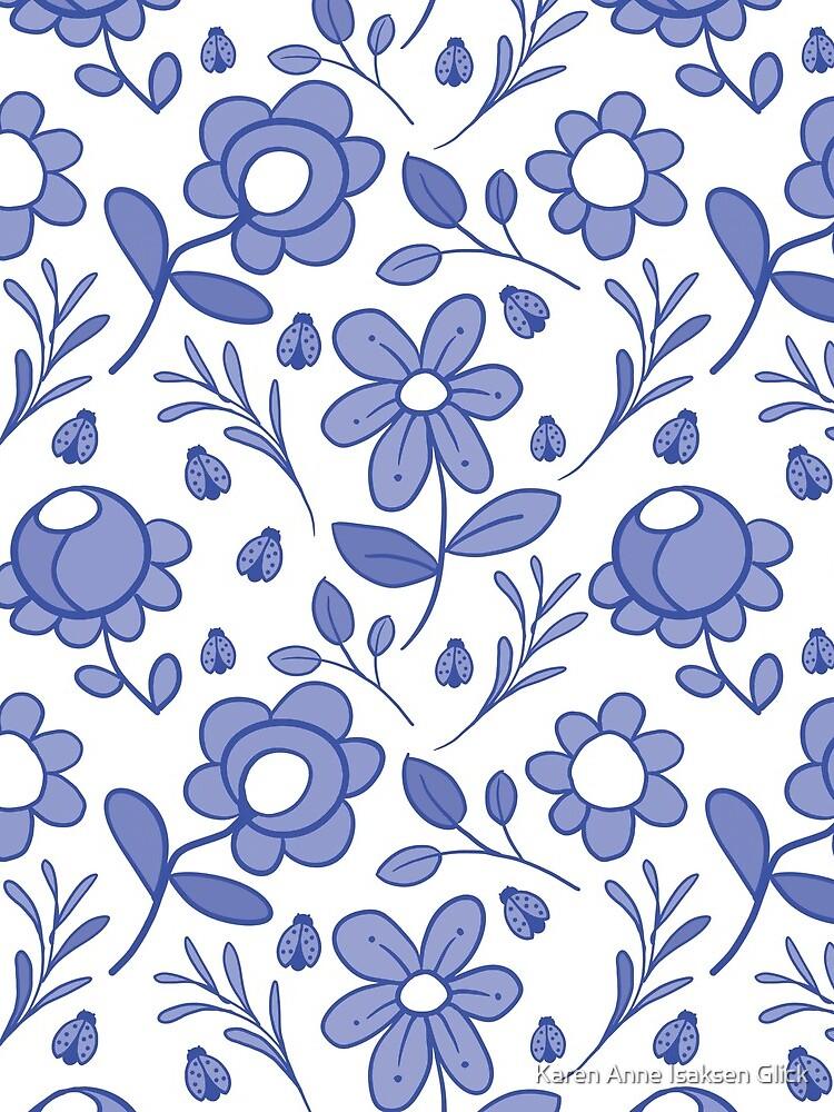 Copy of Copy of Copy of Copy of Copy of  Blüten und Insekten - hellgelb von AnnaKarin