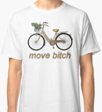Bike harder Classic T-Shirt