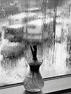 verregnetes Fenster von Marianna Tankelevich
