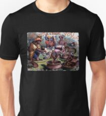 Painting of snake charmers T-Shirt