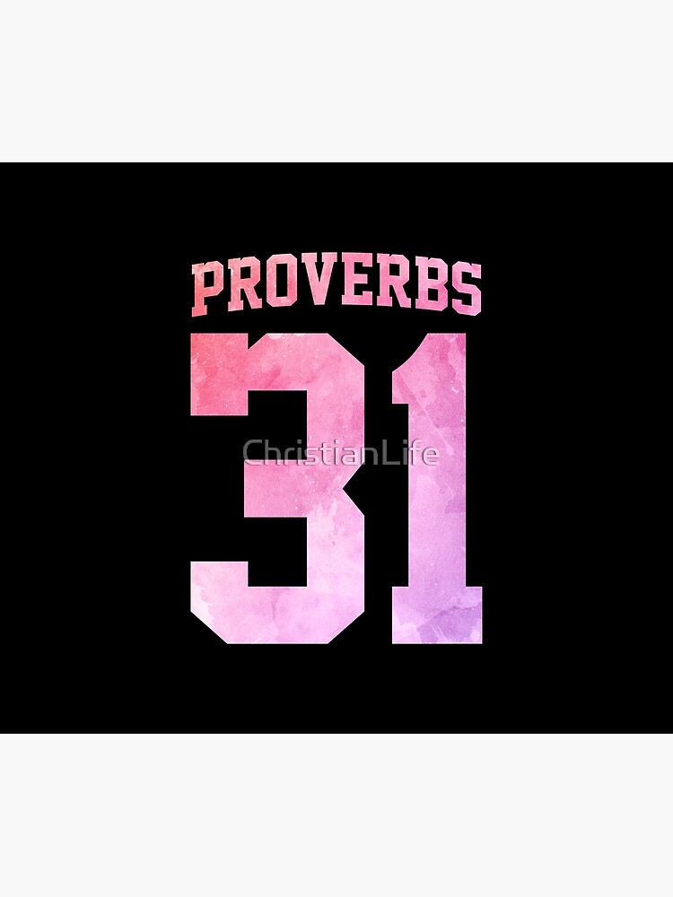 Proverbs 31 Woman Christian Christian Quote Bible Verse Greeting Card