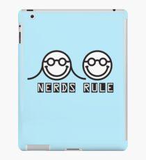 Nerds Rule iPad Case/Skin