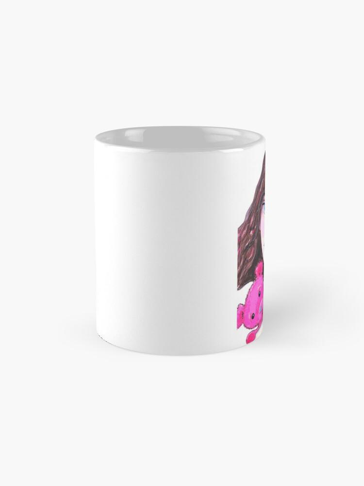 Alternate view of Beary Sweet - Color Version Mug