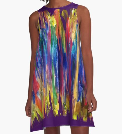 Flow A-Line Dress