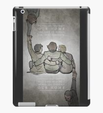 The Middle Ground iPad Case/Skin