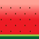 Watermelon Print by Benjamin Ace