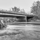 Fast Flowing River by auroralee1013
