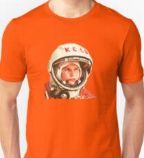 Keep Calm Cosmonaut (Colour) T-Shirt