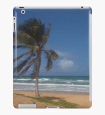 Karon Beach palm tree iPad Case/Skin