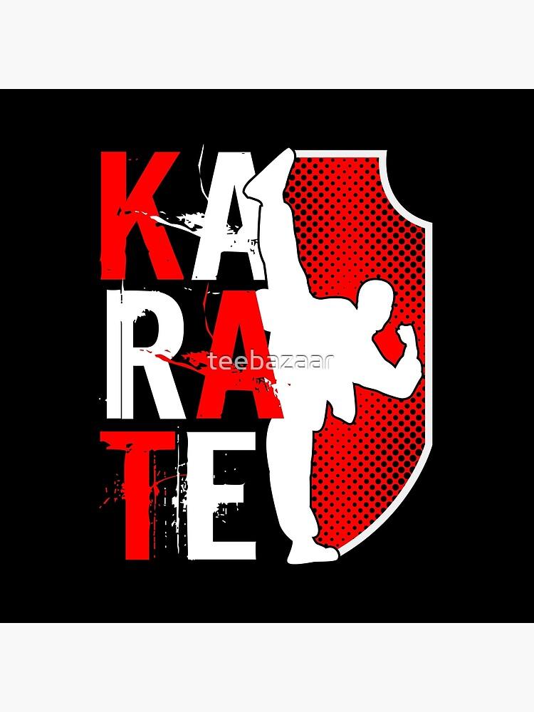 Karate Master Teacher Sports Gift von teebazaar