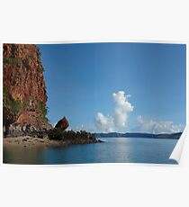 The stunning scenery of Talbot Bay Poster
