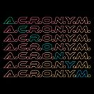 Acronym by itsmidnight