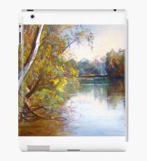 Wattle Time - Goulburn River iPad Case/Skin