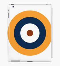 British Roundel WW2 iPad Case/Skin