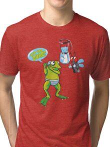 Swim!!!! Tri-blend T-Shirt