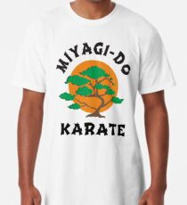 Miyagi tun Karate Longshirt