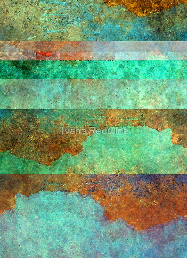 Abstract Composition – July 1, 2010 by Ivana Redwine