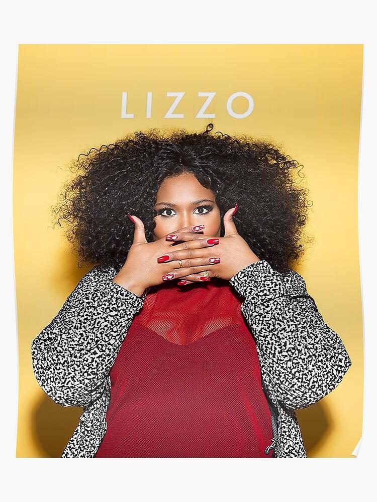 Jumsumat Lizzo American Tour 2019 | Poster