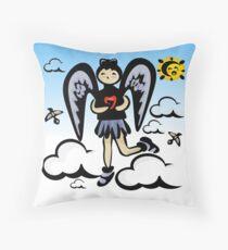Angelique Throw Pillow